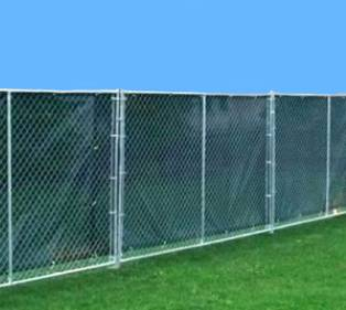 windscreen privacy fence rental